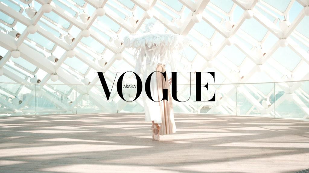 Vogue Arabia x Samsung 2019 | Directed by Augusta Quaynor
