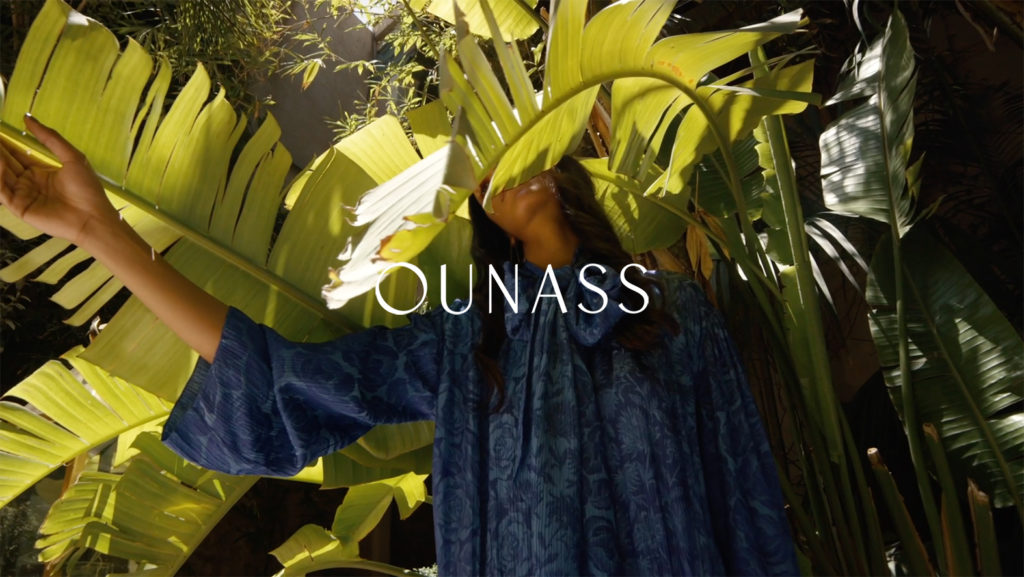 Ounass aw19 | Campaign film | Directed by Augusta Quaynor