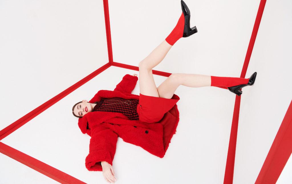 F Magazine - photographer Fabio Leidi - make-up Augusto Picerni