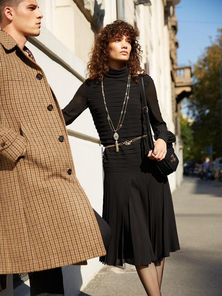 Gentleman - Photo by Paolo Musa - Stylist Fabrizio Finizza - Hair Chiara Bussei - Make Up Riccardo Morandi