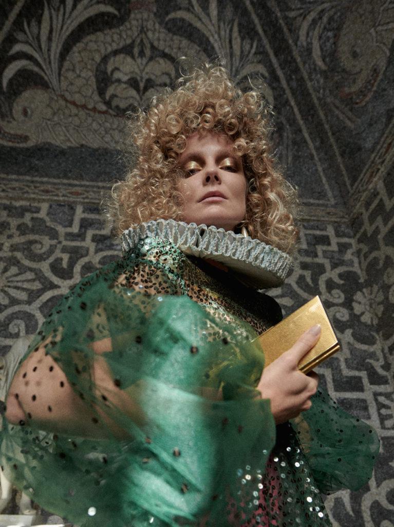 l'officiel italia - photographer Fabio Leidi - styling Giulio Martinelli - make-up Riccardo Morandin - hair Luca Lazzaro