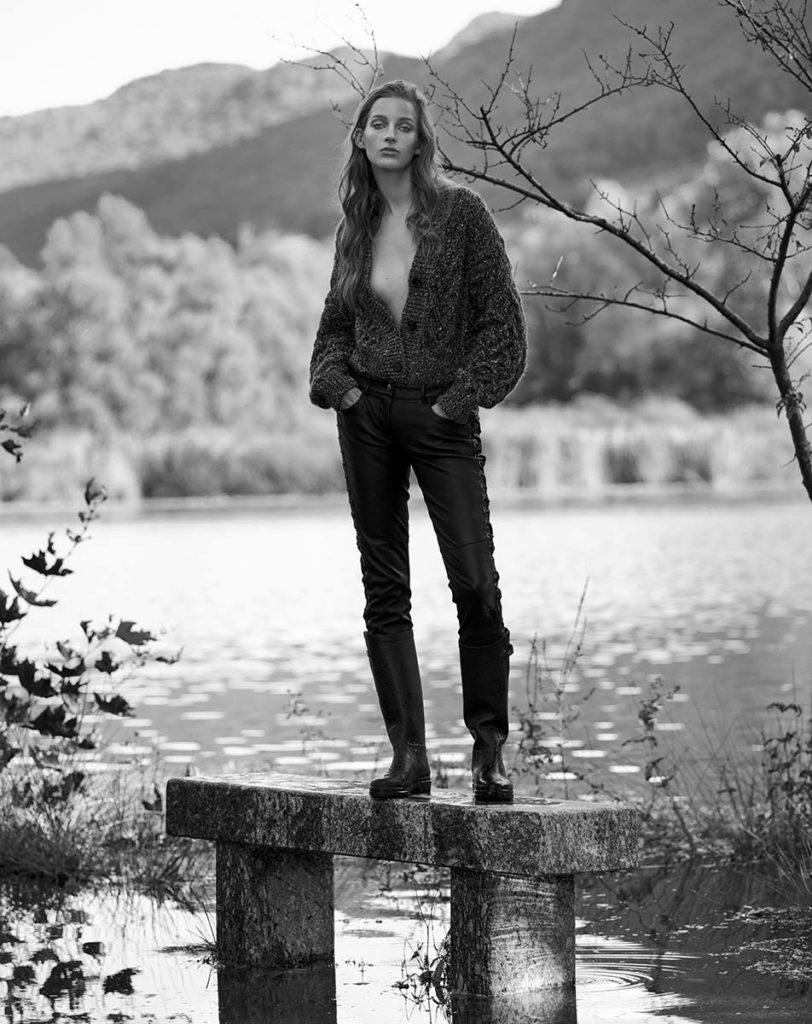 KIra - photographer Fabio Leidi - hair Chiara Bussei - styling Nadia Bonalumi