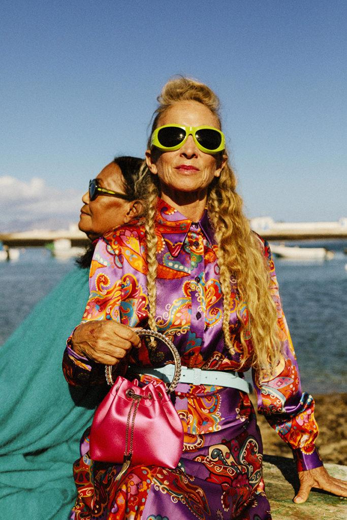 Vanity Fair - photographer Raquel Chicheri - hair Daniel Manzini