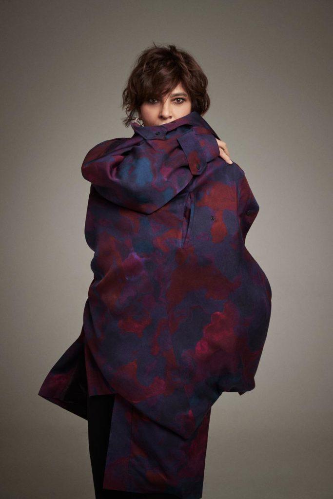 Io donna magazine - styling Alessandra Corvasce - photographer Andra Gandini - Laura Morante
