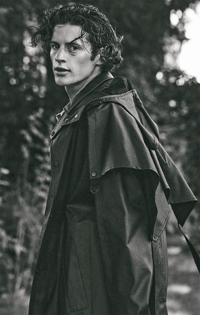 Icon magazine - Photographer Van Mossevelde - hairstylist Stefano Gatti