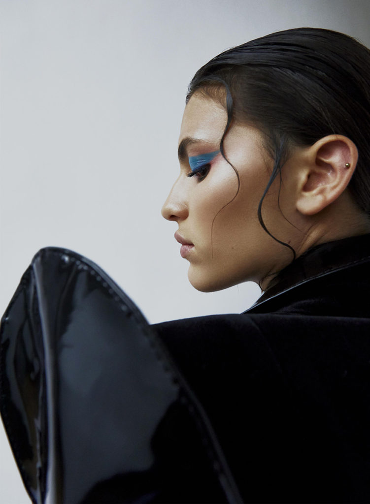Adele - photographer Federica Putelli - make-up Riccardo Morandin