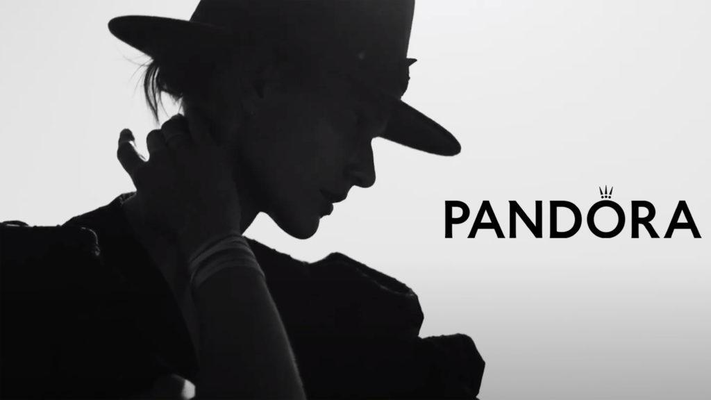 Grazia x Pandoria editorial film, Stylist: Charlotte Blair, Hair&Make up: Stefan Jemeel