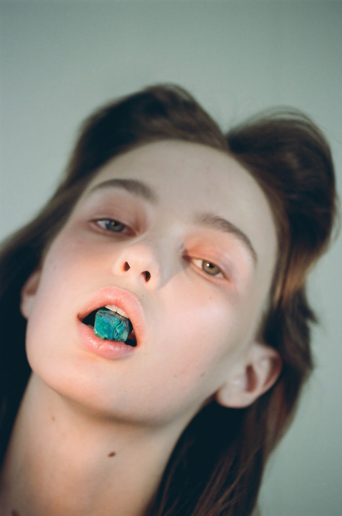 Padma - photographer Chaira Predebon - make-up artist Kassandra Frua