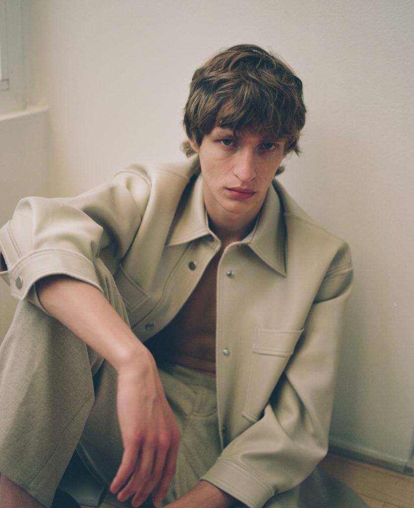 ywyw magazine - Photographer Antonio Cafiero - Stylist Luca Stefanelli - Grooming Liv Holst