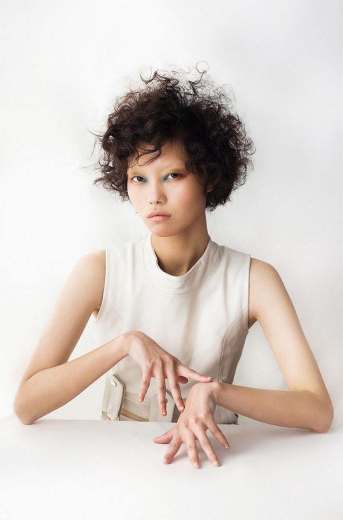 the impression - photographer Dino Busch - make-up artist Kassandra Frua
