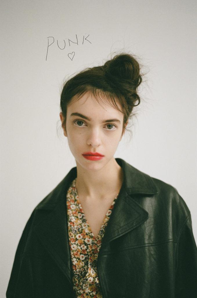 Please Magazine - Photographer and Stylist Maela Leporati - Hair Francesco Avolio