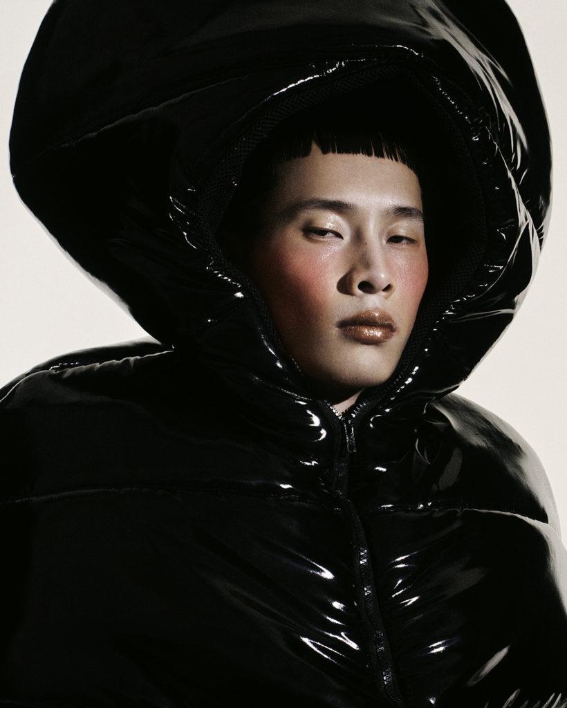 Numero Magazine - Photographer Mathieu Maury - Stylist Pierre Alexis Hermet - Make Up Hugo Villard