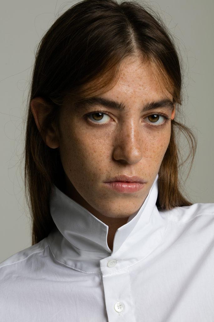 photographer Gautier Pellegrin - styling Alessandra Baracco - make-up Kassandra Frua