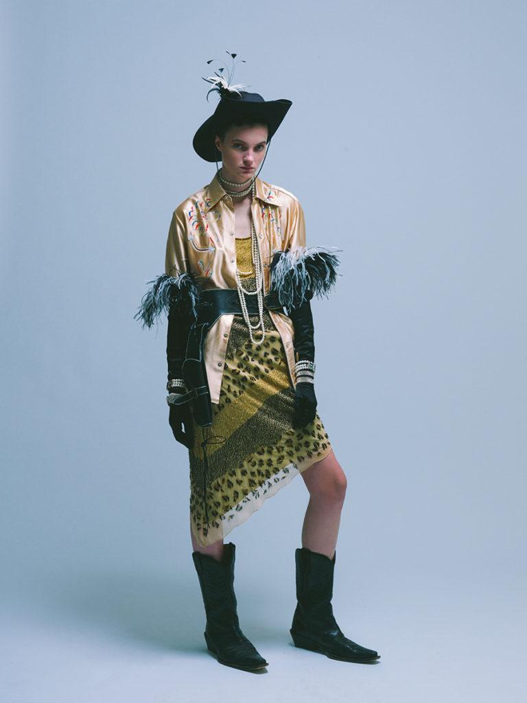 Random styling - photographer Gosha Pavlenko - styling Giulia Meterangelis