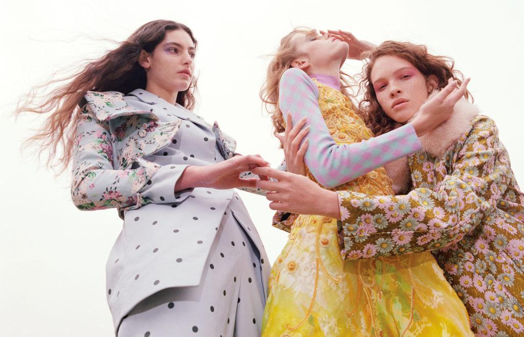 Lampoon magazine - photographer Roberto Patella - styling Francesco Casarotto - make-up Kassandra Frua
