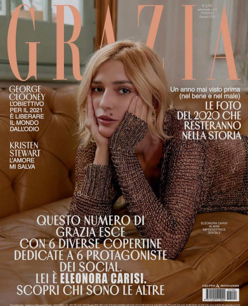 Grazia - magazine - photographer Roberto Patella - styling Selin Bursalioglu - make-up Sissy Belloglio - Eleonora Carisi
