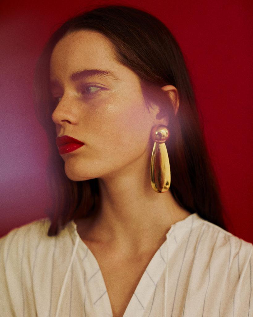 Natasja Dragić - photographer Fabrizio Martinelli - Make-up Kassandra Frua