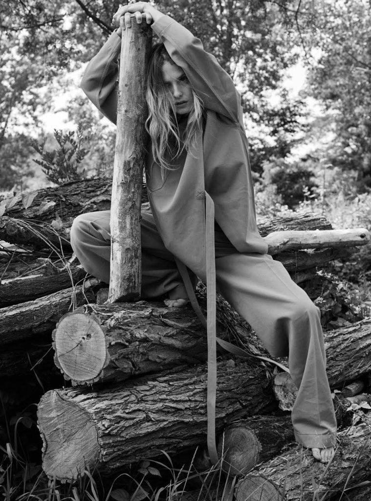 Rivista Studio - photographer Stefano Galuzzi - make-up artist Kassandra Frua