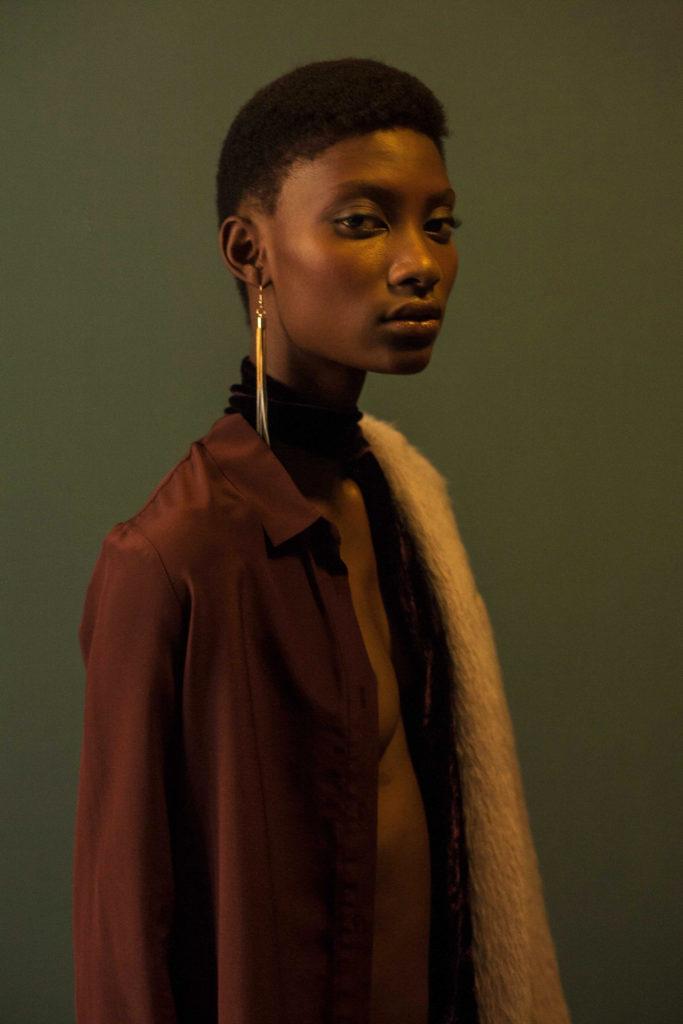 Contributor - magazine - photographer Marcello Arena - styling Ellen Mirck - make-up Kassandra Frua