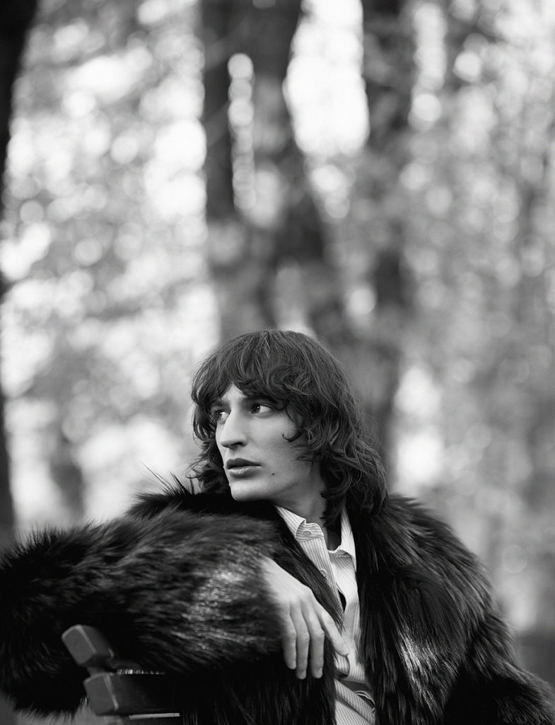 Style magazine italia - photographer Giiorgio Codazzi - hair Francesco Avolio