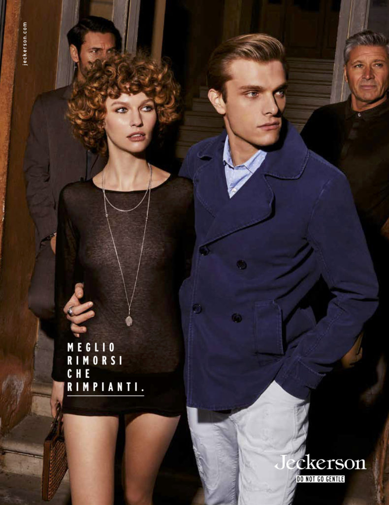 Jeckerson - Vanity Fair - Make Up Kassandra Frua De Angeli