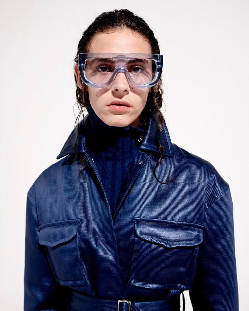 Moncler genius 1952 -Designer Veronica Leoni - Stylist Karl Templer - Make Up Kassandra Frua De Angeli