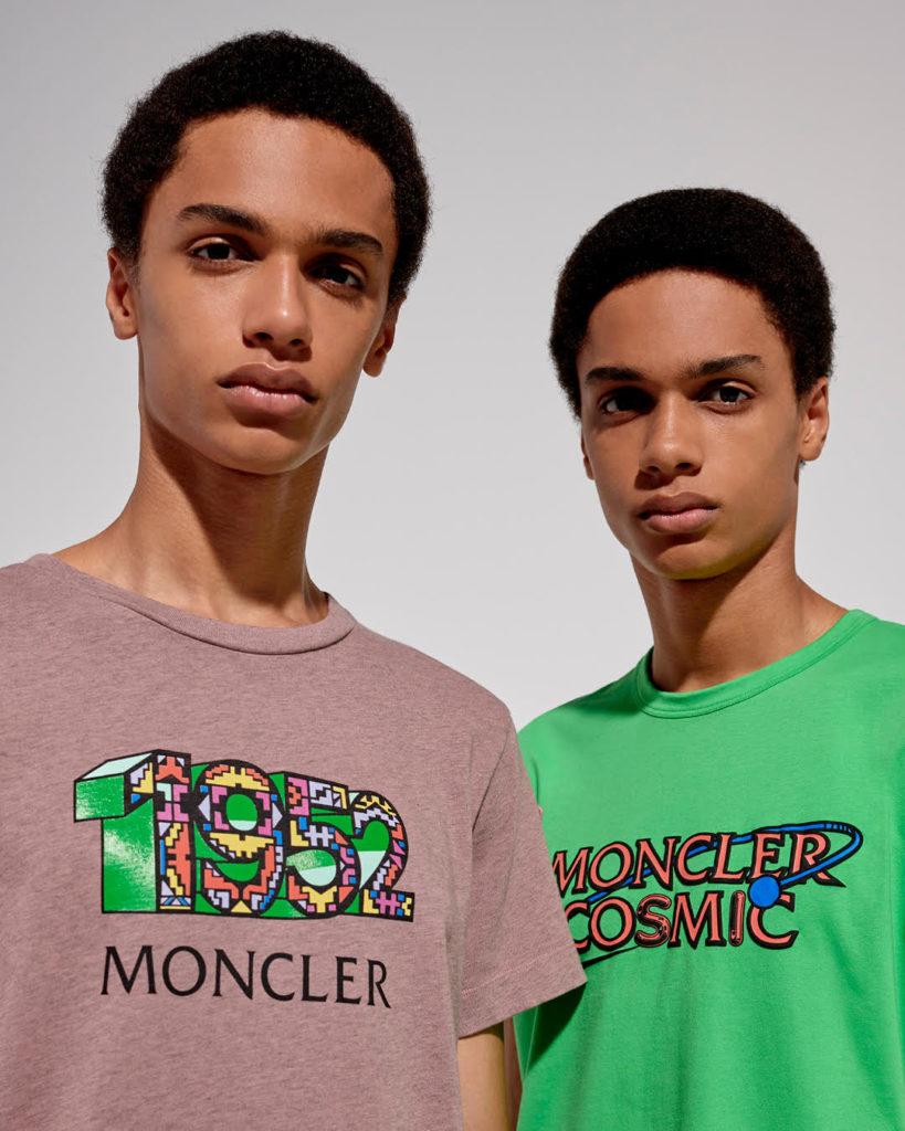 Moncler genius 1952 -Designer Sergio Zambon - Stylist Karl Templer - Make Up Kassandra Frua De Angeli