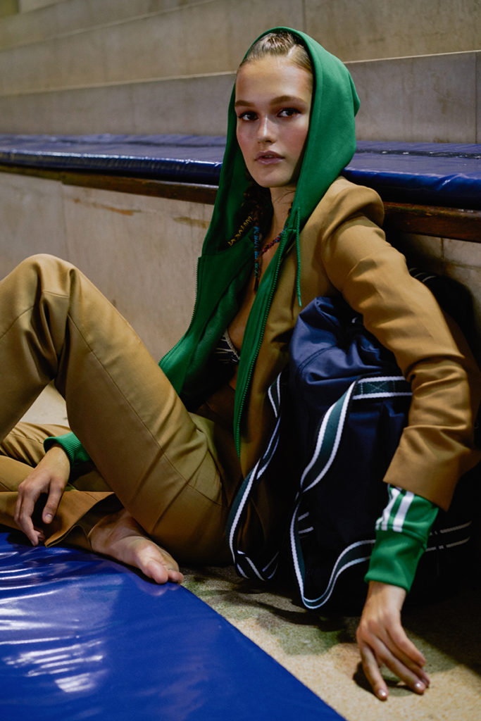 one magazine - photographer Riccardo Raspa - make-up artist Kassandra Frua