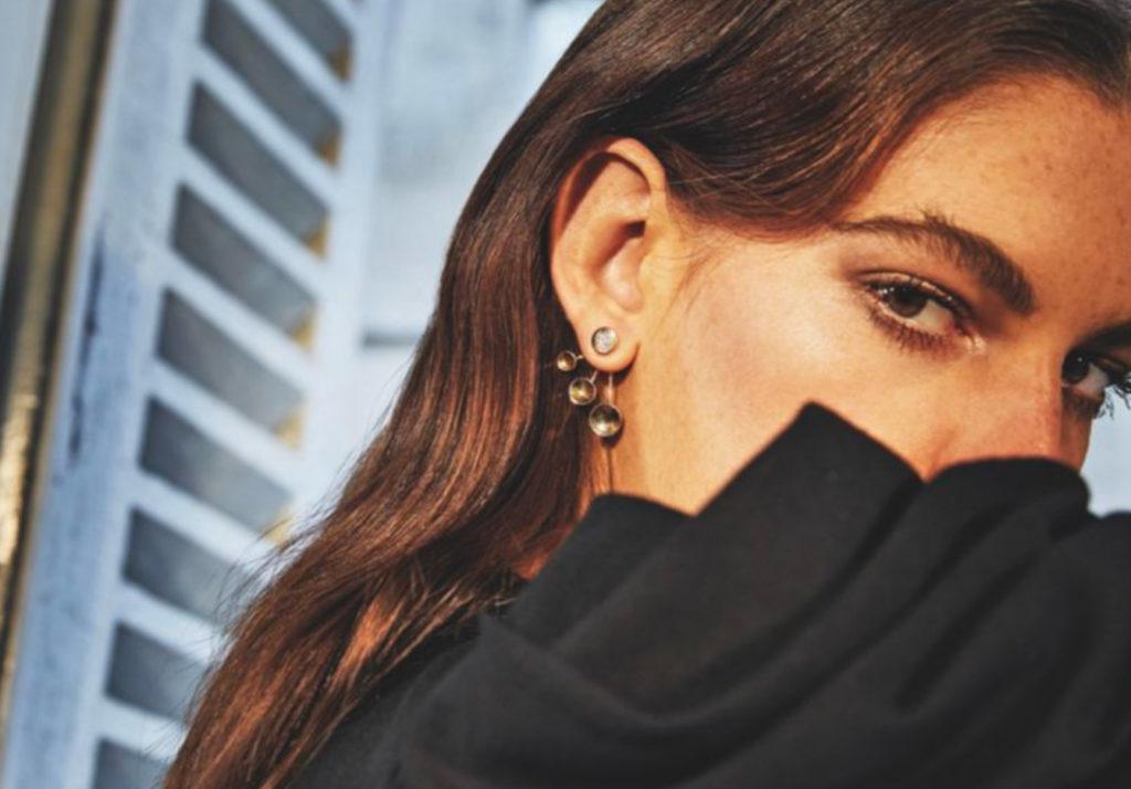 Io donna - photographer Andrea Gandini - make-up Giulio Panciera
