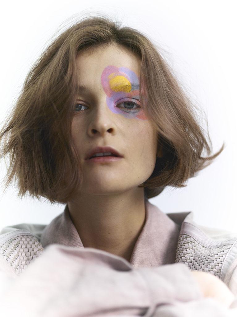 Io Donna - Photographer Peter Gehrke - Stylist Ulrike Lang - Make Up Roman Gasser - Hair stylist Liv Holst