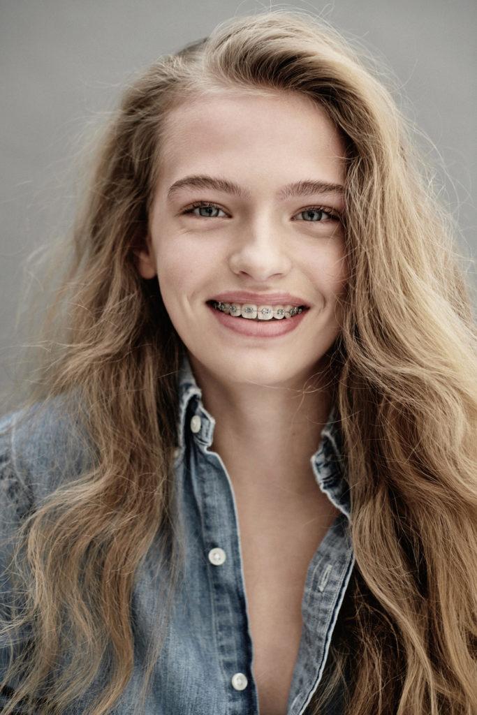 Eleonora - photographer Fabio Leidi - make-up Riccardo Morandin - hair Liv Holst