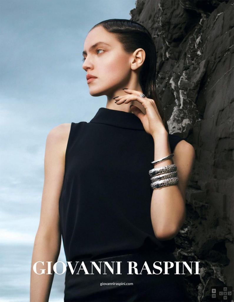 Giovanni Raspini - ss20 - manicure Carlotta Saettone