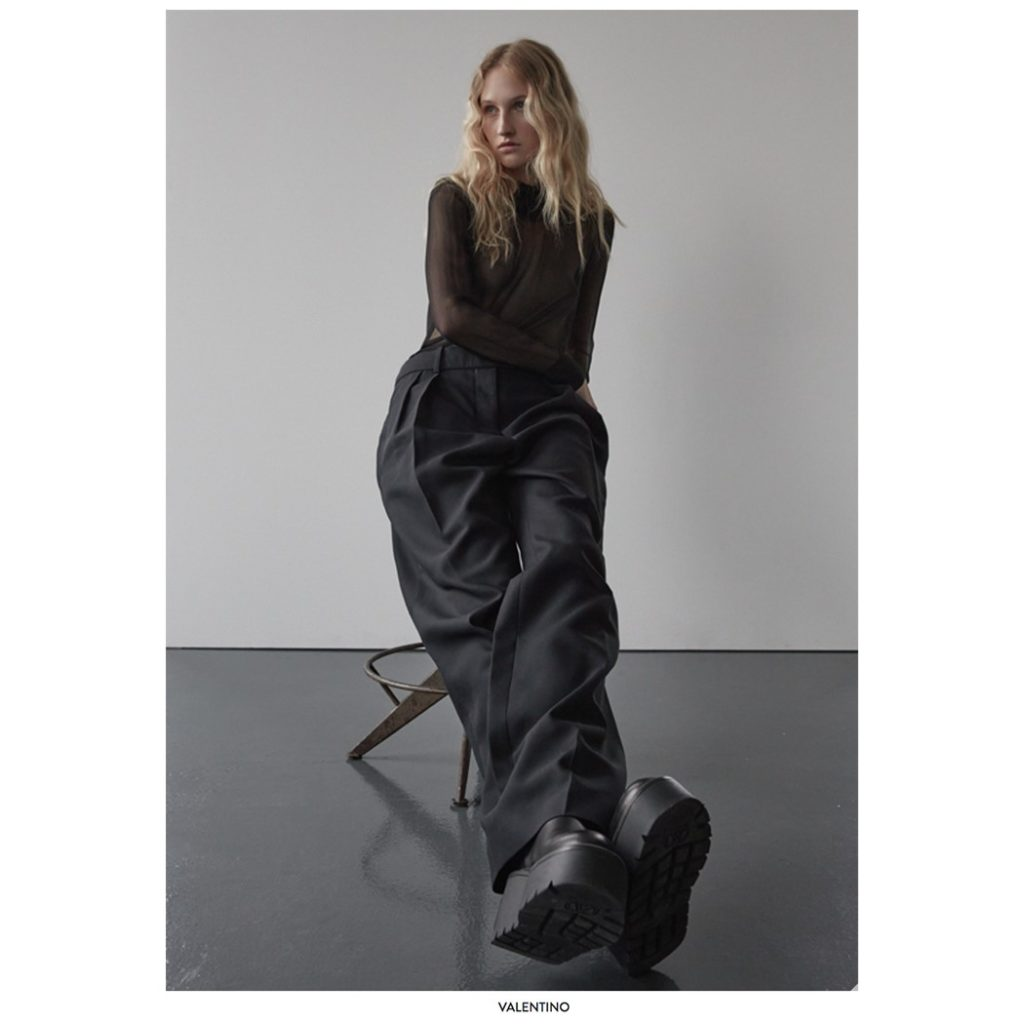 The Collector - Photographer Marco Bertani - Stylist Carlo Alberto Pregnolato - Hair Liv Holst