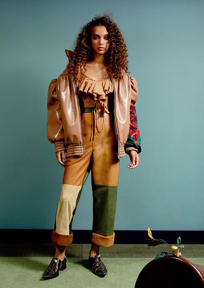 Vogue Ukraine - photographer Alice Rosati - styling Giulia revolo - make-up Giulio Panciera
