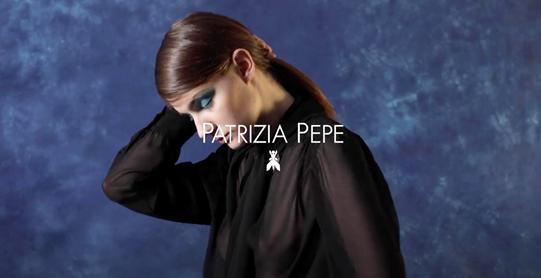 Patrizia Pepe - blue costellation - make-up Kassandra Frua