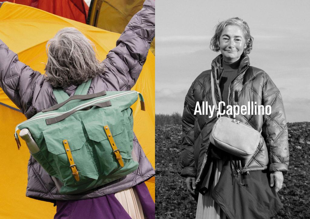 Ally Capellino - ss21 - photographer Adrian Samson - styling Charlotte Roberts - hair Federico Ghezzi