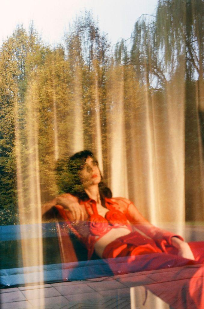 Vogue italia - photographer Francesco Brigida - styling Maela Leporati - WM-Artist Management - W-MManagement - Milano