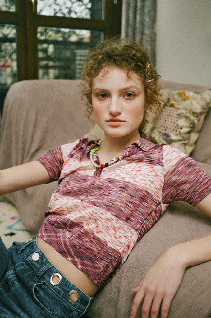 Wu magazine - photographer Vins Baratta - styling Maela Leporati - WM-Artist Management - W-MManagement - Milano