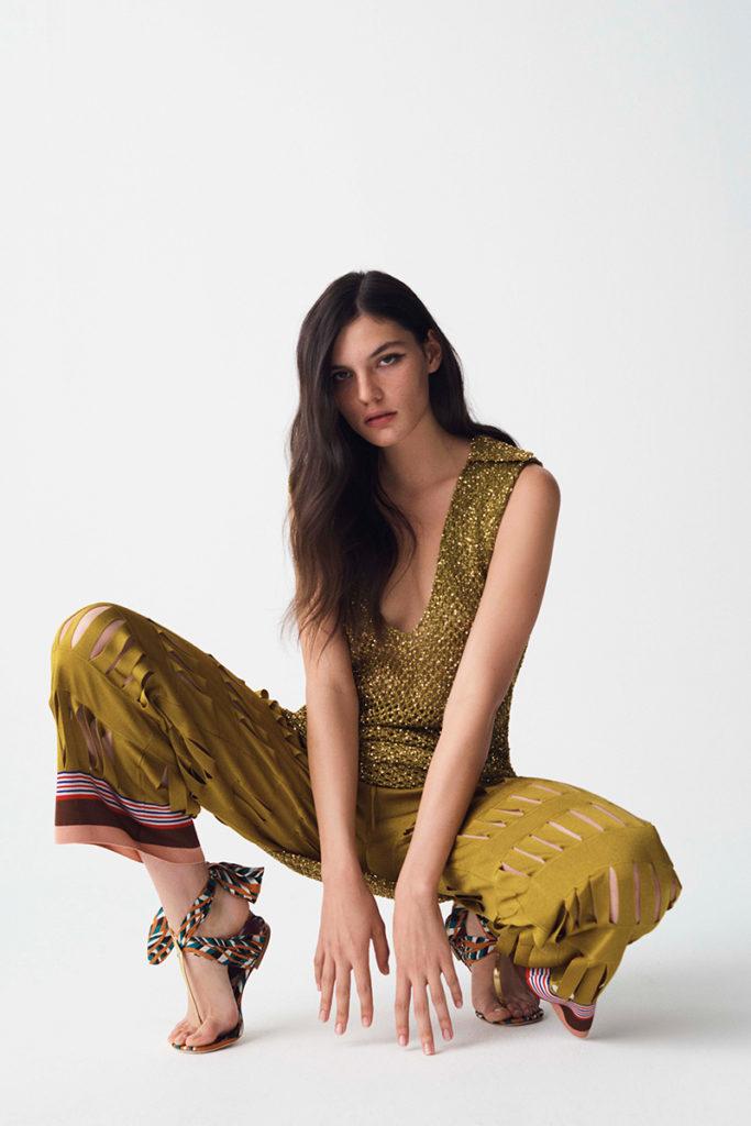 Missoni - ss21 - photographer Dario Catellani - styling Vanessa Reid - manicure Carlotta Saettone - WM-Artist Management - Milano