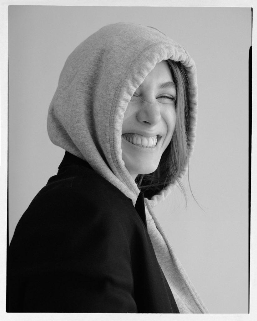 Ludovica Martino - Photographer Fabio Leidi - Stylist Gloria Ripamonti - Hair styling Liv Holst