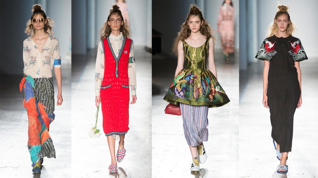 Stella Jean - ss17 - fashion show - styling Maela Leporati - WM-Artist Management - W-MManagement - Milano