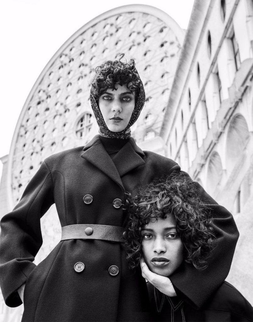 Snc Magazine - photographer Elizaveta Porodina - styling Nastya Klychkova - make-up Giulio Panciera