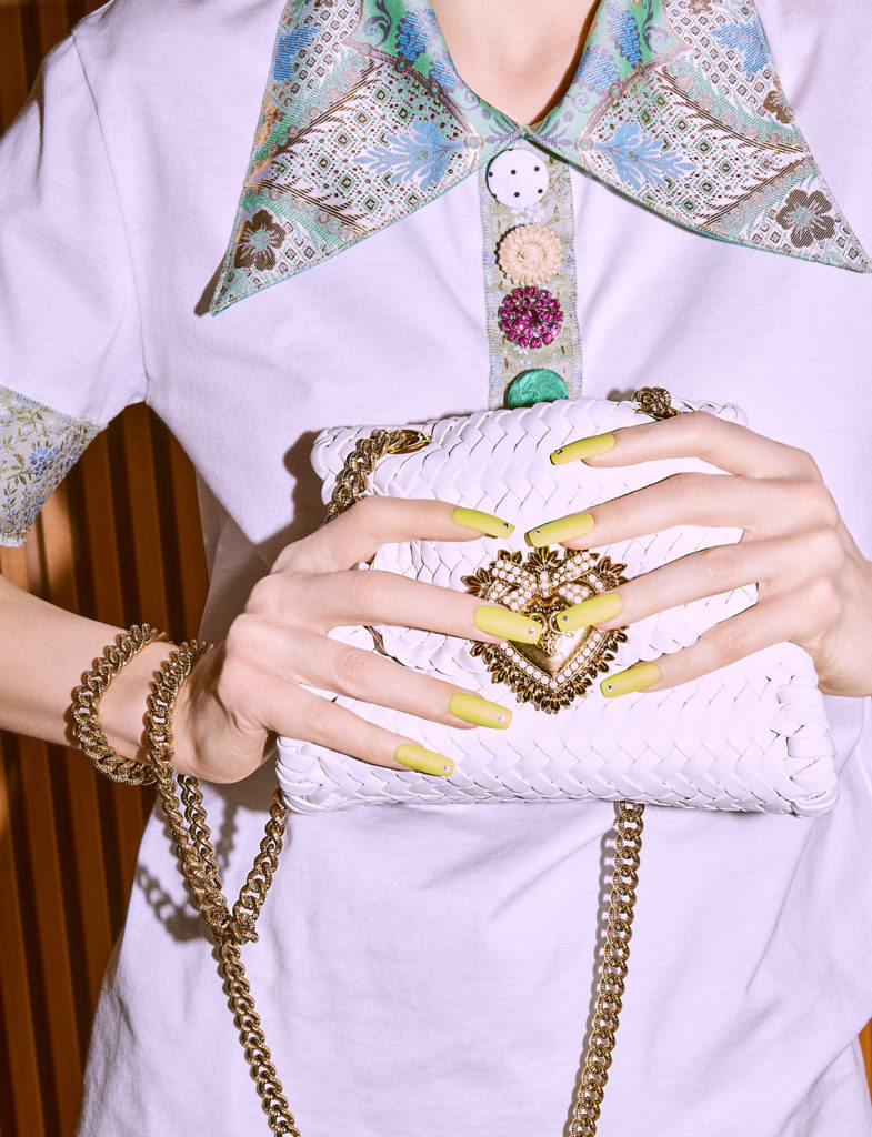 Io donna - photographer Nicola Galli - styling Ulrike lang - manicure Carlotta Saettone - WM-Artist Management