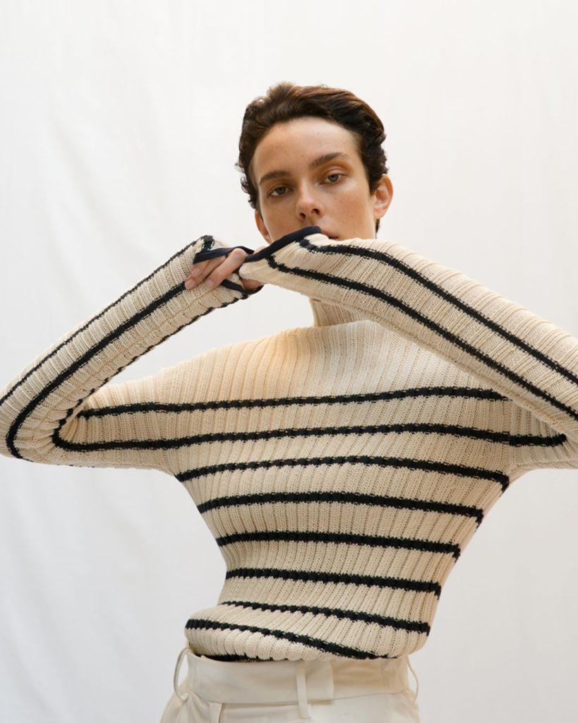 Lorena Antoniazzi - ss21 -styling Alessandra Corvasce - photographer Antonino Cafiero