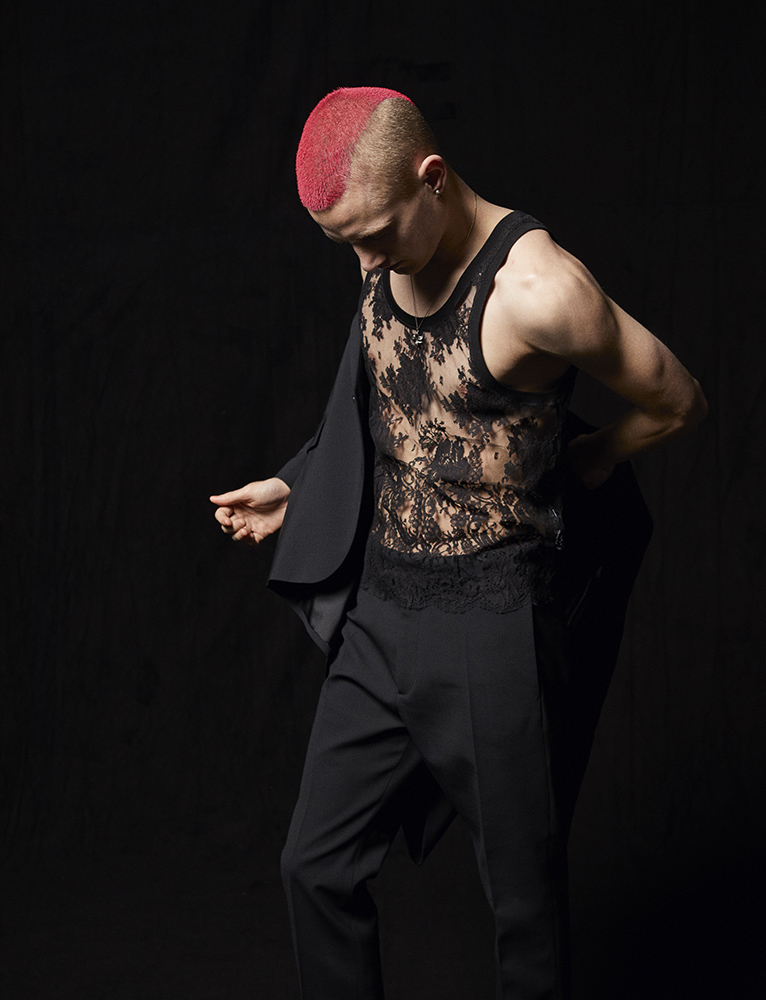 style magazine - photographer letizia ragno - stylist luca roscini - WM-Artist Management