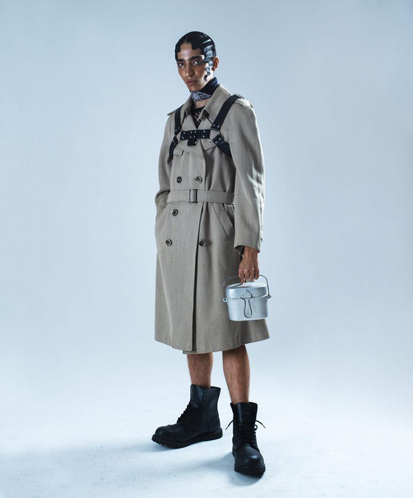 Random styling - photographer Kristijan Vojinovic - styling Giulia Meterangelis - WM-Artist Management - milano