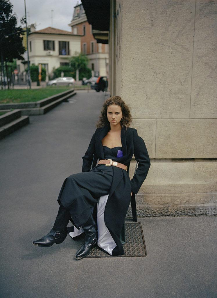 nr magazine - photographer Vins Baratta - styling Maela Leporati - WM-Artist Management - W-MManagement - Milano