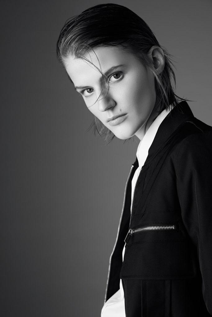 Amica - magazine - Photographer Federica Simoni - make-up Augusto Picerni
