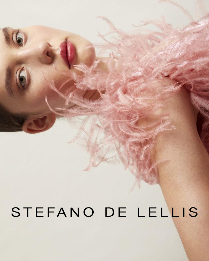 Stefano De Lellis - Photographer Paolo Scassa - Make Up & Hair Riccardo Morandin