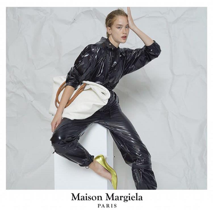 Maison Margiela Resort - make-up Giulio Panciera - WM-Artist Mangement